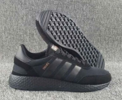 Adidas Iniki Runner Boost all black Running Shoes Size 36-44
