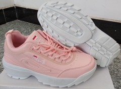 Fila Disruptor II Low price Casual Shoes For Woman Size EU36-40