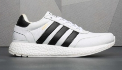 Adidas Iniki Runner Boost White Running Shoes Size 40-44
