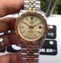 ROLEX Mechanical men's watches 16233