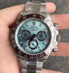 ROLEX Mechanical men's watches 116506 Ice blue