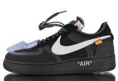 OFF-WHITE x Air Force 1 AF1 OW AO4606-001 Size EU 36-45