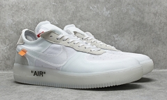 OFF-WHITE x Air Force 1 AF1 OW AO4606-100 Size EU 36-45