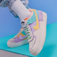 NIKE AIR FORCE 1 SHADOW AF1 CI0919-101 Size EU 36-40