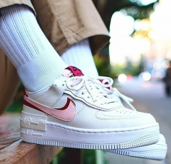 NIKE AIR FORCE 1 SHADOW AF1 CI0919-003 Size EU 36-40
