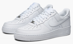 Nike Air Force 1'07 Mid AF1 Sneakers 315122-111 Size EU36-45