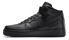 Nike Air Force 1'07 Mid AF1 Sneakers 315123-001 Size EU36-45
