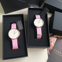 Danielwellington dw women's quartz watch Cherry pink