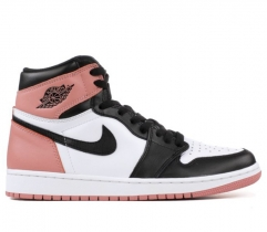 Air Jordan 1 High Rust Pink Igloo 861428-101 Size EU 36-40
