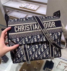 Dior Doircamp Single Shoulder Bag Oblique