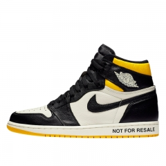 Air Jordan 1 Not for Resale 861428-107 Size EU 36-45